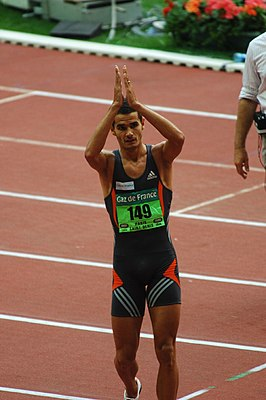Mehdi Baala, Golden League Parijs 2006