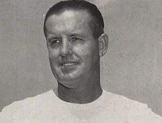 Melvin J. Binford - Binford from the 1948 Parnassus
