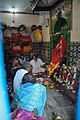Melai Chandi Idol with Worshippers - Melai Chandi Mandir - Amta - Howrah 2015-11-15 7012.JPG