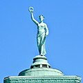 Memorial Hall roof sculptures Philly top Columbia.jpg