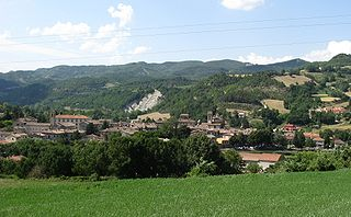 Mercatello sul Metauro Comune in Marche, Italy