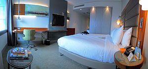Hotel - Image: Mercure hotel taksim
