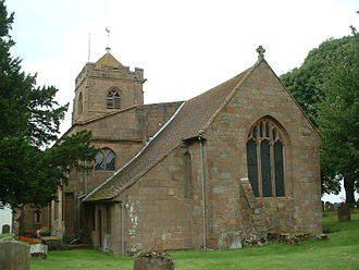 Meriden, West Midlands - Church of St. Laurence