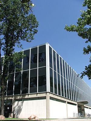 University of Utah School of Computing - Merrill Engineering Building, University of Utah