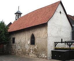 St. Georgkapelle Messenkamp