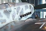 Messerschmitt Me-109G - pokrywa silnika - Muzeum Lotnictwa Kraków.jpg