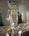 Messina, cattedrale, tesoro, croce astile del XIII sec. (perrone da malamorte forse) 10.JPG