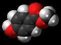 Methylparaben molecule spacefill.png