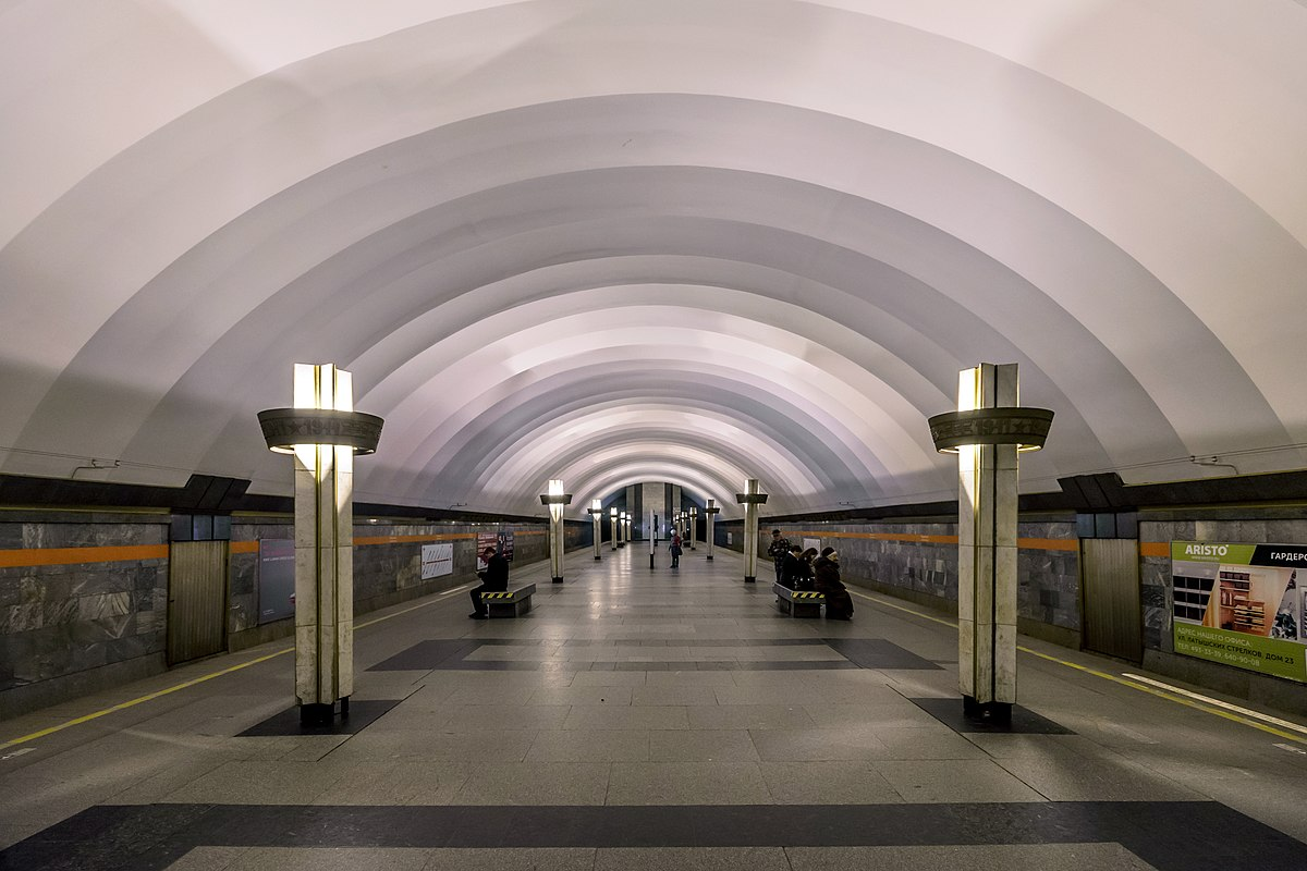 Схема ладожского метро