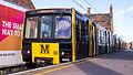 Metro train at South Shields (16873964346).jpg