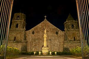 Baroque Churches of the Philippines - Miagao Church