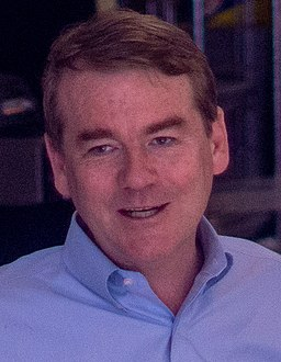 Michael Bennet April 2019