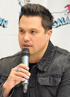 Michael Copon American actor and producer