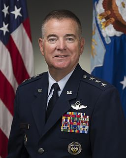 Michael Dubie United States Lieutenant General