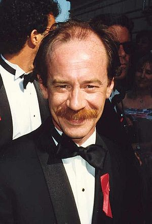 Michael Jeter - Jeter at the 44th Emmy Awards
