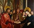 Michael Pacher - Vermählung Mariens - 4846 - Kunsthistorisches Museum.jpg