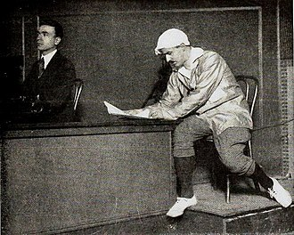 Michel Fokine - Fokine directing the rehearsals of the ballet Aphrodite in 1919