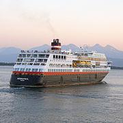 Coastal Express MS Midnatsol