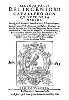 Don Quijote De La Mancha Wikipedia La Enciclopedia Libre