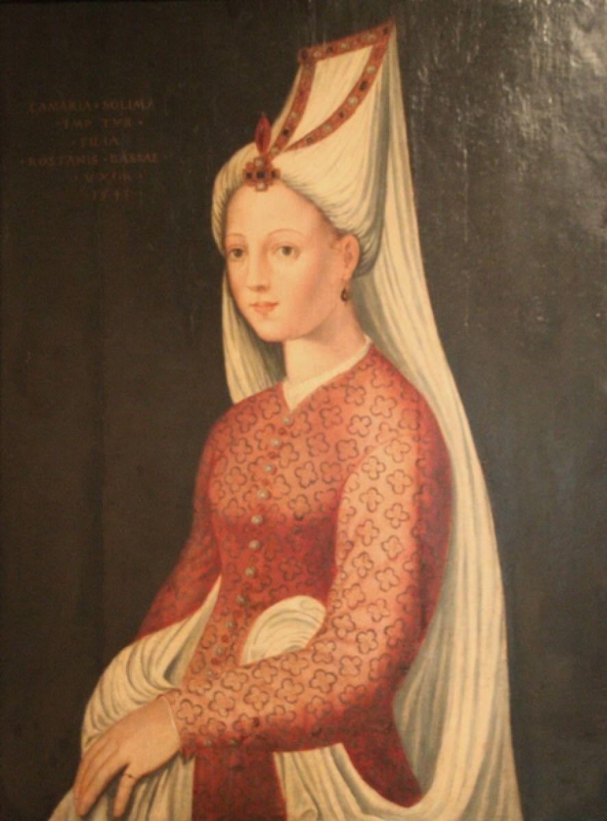 звучали исторический портрет хюррем султан фото несколько