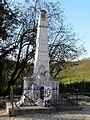 Milhac-d'Auberoche monument aux morts.JPG