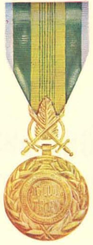 Military Merit Medal (Vietnam) - Military Merit Medal