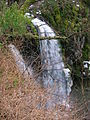 Mill of Beith waterfall.JPG