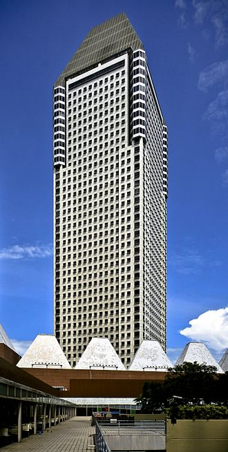Millenia Tower - Image: Millenia tower