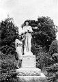 Minden Confederate monument 1946.jpg
