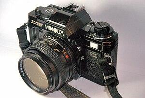 Minolta - Minolta X-700