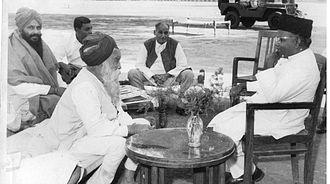 B. Shyam Sunder - Minorities Movement