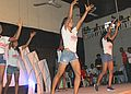 Miss Agbarho Beauty Contest - Contestants Dance - Urhobo Tribe - Agbarho - Delta State - Nigeria.jpg