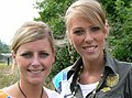 Miss Belgian Beauty - Sarah Susanne and Nele Vanderstraeten 2007.jpg
