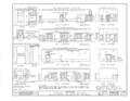 Mission San Juan Bautista, Second Street, San Juan Bautista Plaza, San Juan Bautista, San Benito County, CA HABS CAL,35-SAJUB,1- (sheet 18 of 38).png
