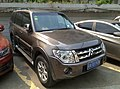 Mitsubishi Pajero CN Spec V6 3.0L(After First Minor change)06.jpg