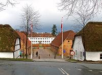 Moesgård Museum på herregården af samme navn