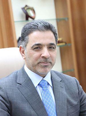 Mohammed Al-Ghabban - Image: Mohammed Salem Al Ghabban