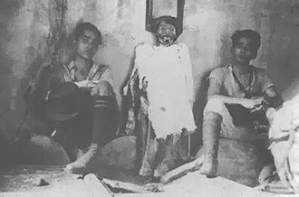 Gottfried Knoche - Image: Momia Jose perez con exploradores