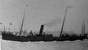 SS Mona (1878) - Image: Mona (II) 1878