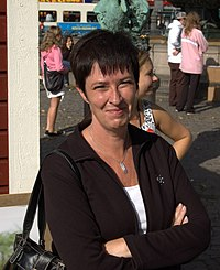 Mona sahlin 2006 election gothenburg.jpg