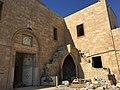 Monastery entrance مدخل الدير.jpg