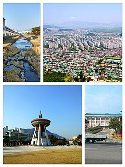 Montage of Gimhae.jpg