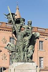 Monument aux Morts de Montauban