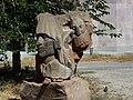 Monument in park Vagharshapat 02.JPG