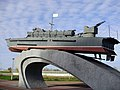 Monument to the torpedo boat mariners of Baltic in Kronstadt (2).jpg