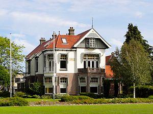 Rijs - Mooi Gaasterland mansion