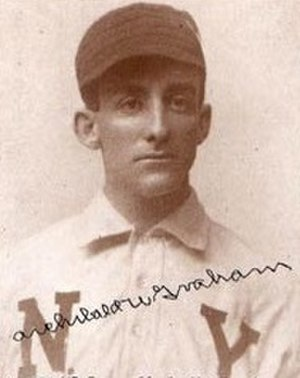 Moonlight Graham - Graham in 1905