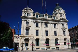 Die Moose Jaw City Hall