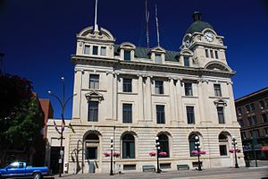 Moose Jaw City Hall - City Hall Building