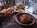 Moroccan food and drink - tajine (5368122814).jpg